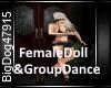[BD]FemaleDoll&GroupDanc