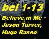 Jason Tarver ft Hugo Russo - Believe in Me