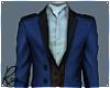 Blue Suit Mannequin
