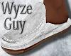 WG Loafer White