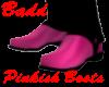 [BK-M] Pinkish Boots