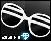 =D shutter shades: white