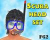 Scuba head set