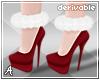A| Drv. Fur Anklets (F)