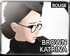 |2' Darkbrown Katrina