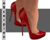 Perfect Heels Red