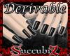 [Sx]Derivable Nails [M]