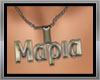 Necklace name maria