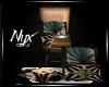{N} :Lanie:  Chair/Decor
