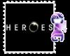 CTG Heroes Stamp
