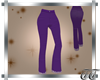 Crista Pants Purple
