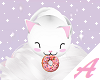 A | Kitty with Donut |