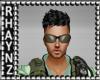 Blck Military Sunglasses