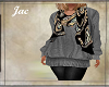 JAC..LONG TUNIC SW GREY