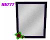 HB777 Holiday Mirror