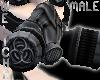 Metal Respirator M