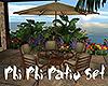[M] Phi Phi Patio Set