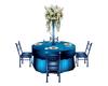 Blue Wedding Table