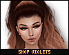 V| Anissa Brown Ombre