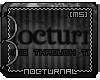 [MS] Nocturnal Sticker