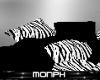 :.M.: Zebra Pillows