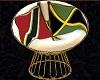 jamaican trini chair