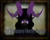 [SC]Demon Horns Purple