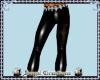 Gothic Cross PVC Pants