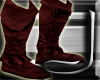 (J) Red Hood Boots