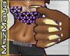 *(M).R3tro.Grape.Nails*