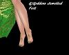 G/Goddess jewelled feet