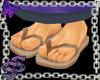 Lecherous Monk Sandals