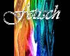 *F Rainbow Panel