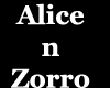 Alice Zorro Necklace