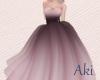 [Aki] Ombre Dress #Saint