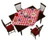 SPAGHETTI DINING TABLE