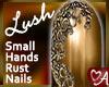.a Lush Rust Filigree
