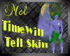 Time will Tell Skin Male