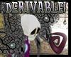 Wyrm Skull Bow(Black)