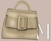 Beige Designer Bag