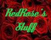 Rotating Rose Background