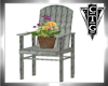 CTG PLANTED POT/CHAIR
