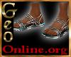 Geo Gladiator sandles T