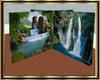 Waterfall Multi Backdrop