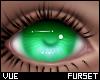V e Hazard Unisex Eyes