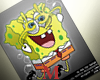 S' Sponge Bob Poster.