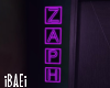 Zaph Custom Neon