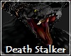 Death Stalker Head Snake