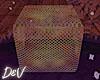 !D Glow Cube Seat
