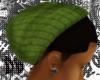 [DB] Green Beanie